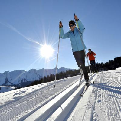 Ski de fond 1